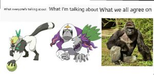 Apes: Pokemon Sun and Moon