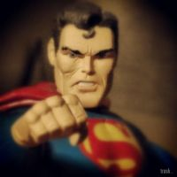 Superman Two . Instagram by FlapJoy