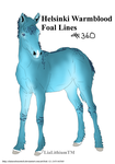 Foal Design Holder 360# by LiaLithiumTM