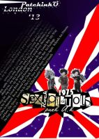 sex pistols by red0003