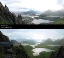 Mattepaint practice by AndreeWallin