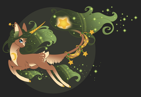 Stardust DTA : Forest Faun {CLOSED} by AlimareEmpire