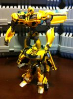 Detailed CV TFP Bumblebee with FE BB by wulongti