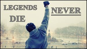 Rocky Balboa - Legends Never Die by Katosuro