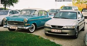 Opel - Then and Now by co22