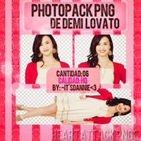 Photopack Png De Demi Lovato 02 by FeelYourDreams