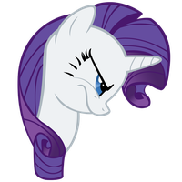 Angry Rarity by Neilharbin0