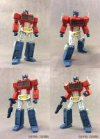 G1 Optimus Prime vol.2 by Klejpull
