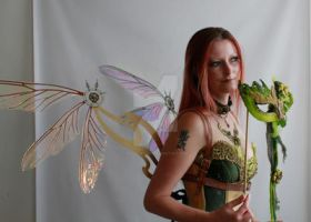 Steampunk Absinthe Fairy Exclusives 18 -400 points by mizzd-stock