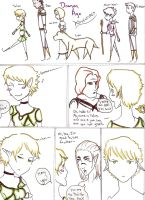 Dragon Age Adventures: Elf by RegularFrankyFan