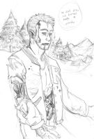Curt - Cabin In the Woods by theperfectbromance