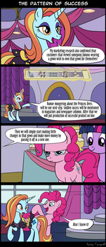The pattern of success by sirValter