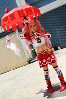 One Piece - Perona (AX 2012) by BrianFloresPhoto