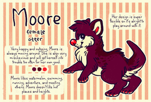 Moore Reference by Ottermelon
