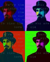 Serj Tankian Pop Art by FFgeek97116