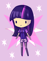 Twilight Sparkle by hyperfluffball