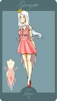 Poketown- Georgette Jellicent by The-Big-Pumpkin-Inc