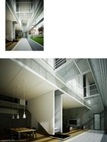 Japan House Renders by ev-one