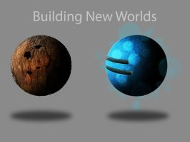 Building New Worlds by AbstractDawn