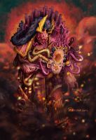 DROP THE BASS FOR SLAANESH by Sinsitra