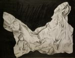Crumpled Paper Study by copperrein
