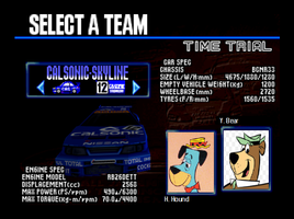 GT 64 Custom Driver Roster - Calsonic Skyline by Racefan2464