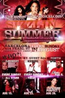 SIZZLIN AUGUST SUNDAYS BACK by V1sualPoetry