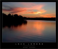 Loch Lomond by wulfster