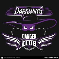 Danger Club by MitchLudwig