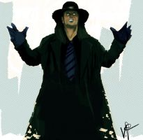 The Undertaker by THE-SEXY-BEAST