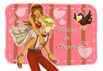 APH : Icesey V-day by pink-crest
