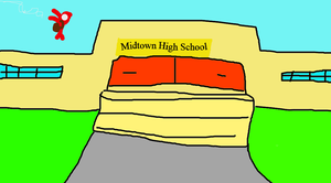 Midtown High by TheUltimateSpiderFan