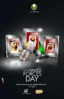 U.A.E Armed forces poster NO.1 by mohamedsaleh