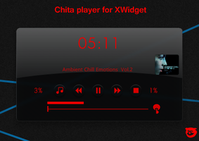 Chita - player for XWidget. by tchiro