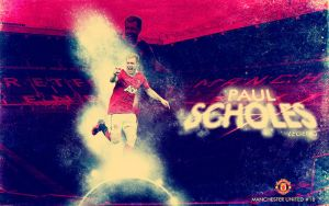 Paul SchOLEs - LEGEND by sohailykhan94