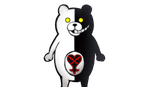 Heartless-Monokuma by MoonlightDefender
