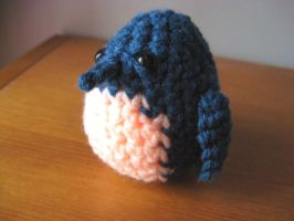 Amigurumi Penguin 'Sly' by WireMySoul