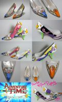 Adventure Shoes by PinkPigtails