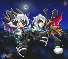 CM: Gigantlover20 Sonic X style by shadowhatesomochao