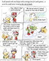 Yoshi Touch n' Go Comic 1 by shadowspark