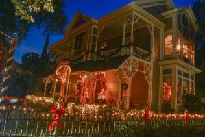 Christmas Lights on House December 4 2014 by ENT2PRI9SE