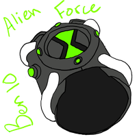 Omnitrix for Dylan by lucidcoyote