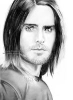 Jared Leto 08 by Ilojleen