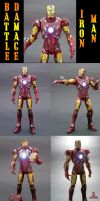 Iron Man: 1 Tank: 0 by Jin-Saotome