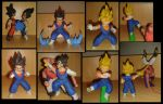 Vegetto en plastilina by fsalkatras