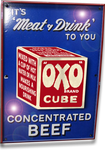 Steampunk OXO cube Icon MkII by yereverluvinuncleber