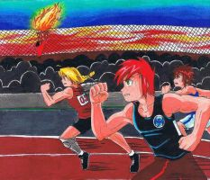 The Anime Olympics by Dreamgirl2007