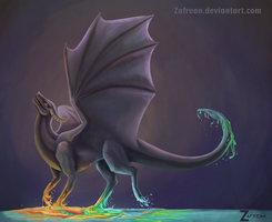 Choose Your Own Colours by Zafrean