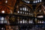 HDR Hagia Sophia Interior 2 by AneiKhaar