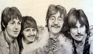 the beatles by paulcardenas63